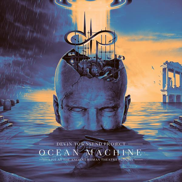 Ocean Machine: Live at Plovdiv <br><small>July 2018</small>
